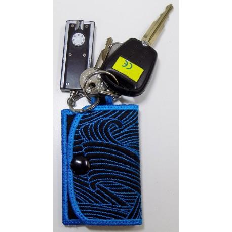 TDZ196 - Waves Key Holder