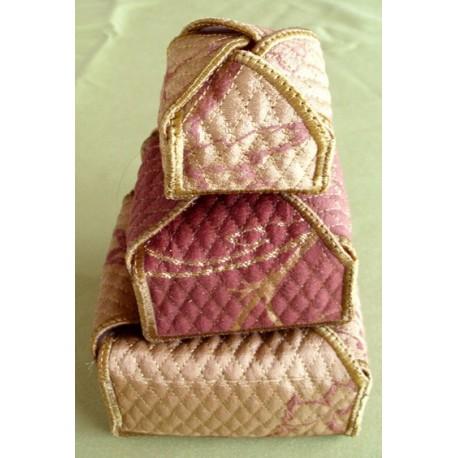 TDZ006 - Fabric Treasure Boxes