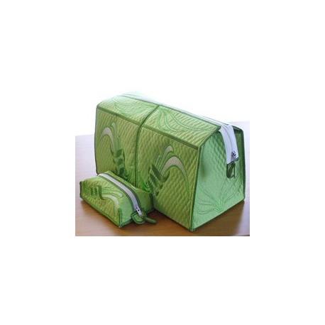 TDZ051  - Combo Shades of Green