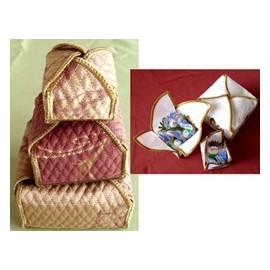 TDZ007 - Combo FSL & Fabric Treasure Boxes