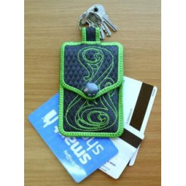 TDZ055 - Swirly Key Holder 03