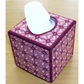 TDZ058 - Stars & Swirls Small Tissue Box Holder