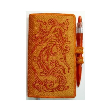 TDZ063 - Dragon Pocket Diary Cover