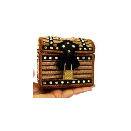 TDZ068 - Treasure Chest Piggy Bank