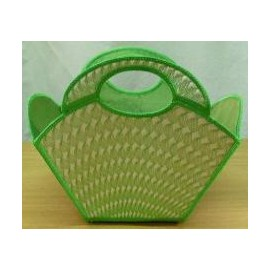 TDZ071 - Spring Leaves Basket