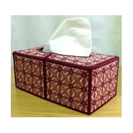 TDZ075 - Stars & Swirls Tissue Box Cover