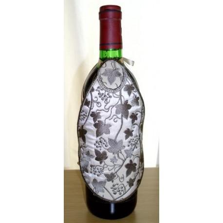 TDZ080 - Vine Bottle Apron