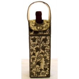 TDZ085 - Vine Bottle Bag