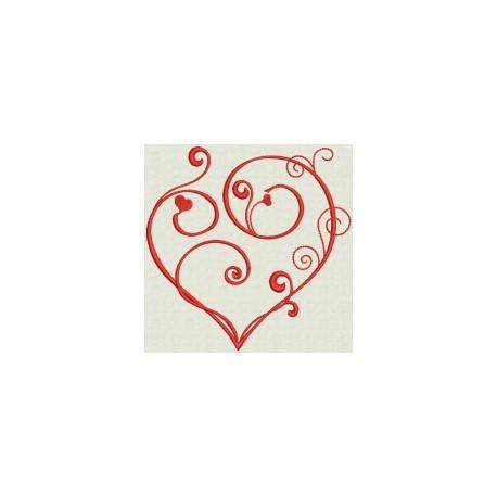 TDZ094 - Valentine Hearts