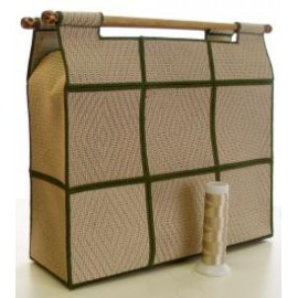 TDZ100 - Wicker Knitting Bag