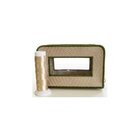 TDZ102 - Wicker Accessories Bag
