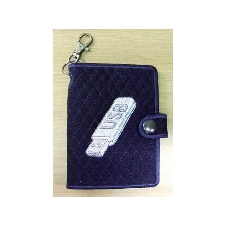 TDZ002 - USB Flash Pen Holder