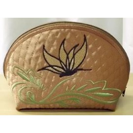 TDZ024 - Butterfly Swirl Makeup Bag