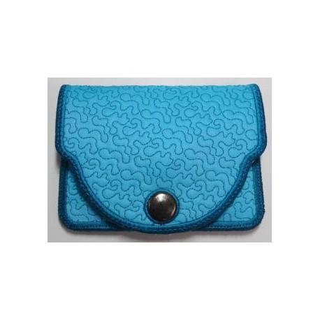TDZ130 - Quilted Wallet