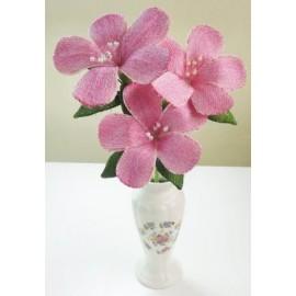 TDZ131 - 3D Pink Azalea