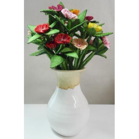 TDZ135 - 3D Small FSL Flower