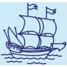 TDZ144 - Ship Ahoy