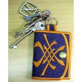 TDZ028 - Tribal Key Holder