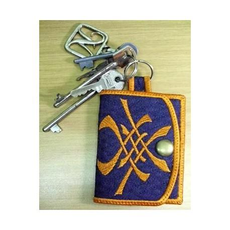 TDZ028 - Tribal Key Holder