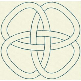 TDZ162 - Celtic Knots Backstitch 5x5