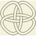 TDZ163 - Celtic Knots Satin Stitch 5x5