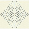 TDZ164 - Celtic Knots Backstitch 6x6