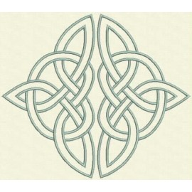 TDZ165 - Celtic Knots Satin Stitch 6x6