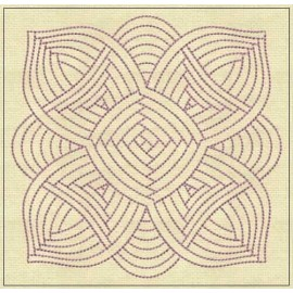 TDZ169 - Aura Lines Backstitch 6x6